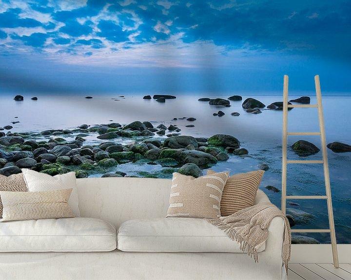 Beispiel fototapete: Die Ostseeküste auf der Insel Rügen von Rico Ködder