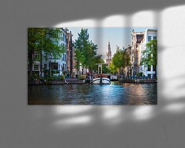 Amsterdam doorkijkje van Anouschka Hendriks