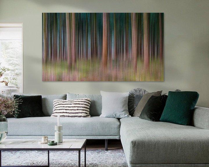 Sfeerimpressie: Lines Of Trees van William Mevissen