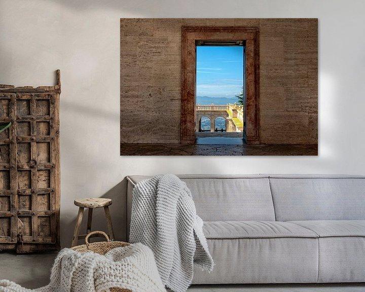 Sfeerimpressie: Monte Cassino, Lazio van Jan Sportel Photography