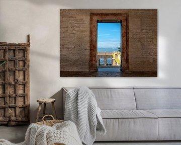 Monte Cassino, Lazio van Jan Sportel Photography