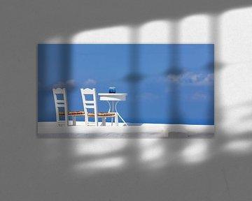Tafel voor twee van Henk Meijer Photography