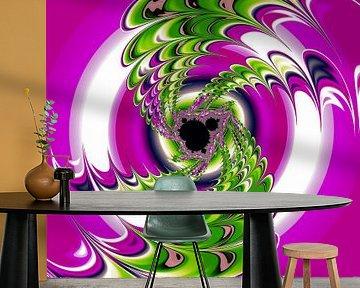 Bubble gum van Lida Bruinen