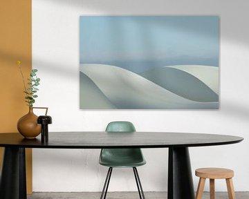 White Curves van Tineke Visscher