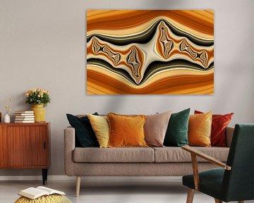 Wooden dream von Lida Bruinen