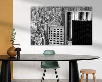 Ansicht von New York, Manhattan. von RIGARDI Photography