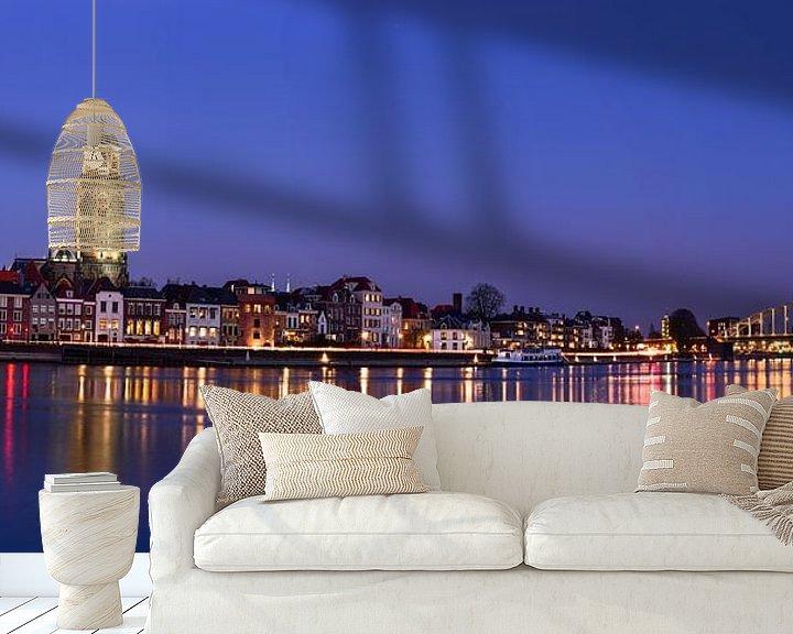 Impression: Deventer by night sur Arjan Penning