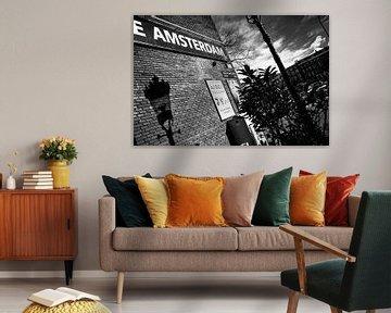 Amsterdam van PIX URBAN PHOTOGRAPHY