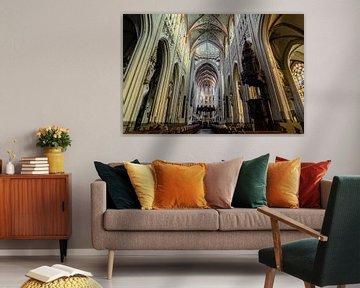 Sint Jans Cathedraal 03 Den Bosch von Jurgen Hermse