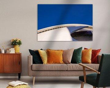 Abstract Architecture I von Wouter van der Krol