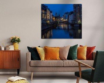 Gent by nght van I Baay