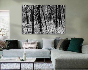 Den wald vor lauter Bäumen nicht sehen sur Ratna Bosch