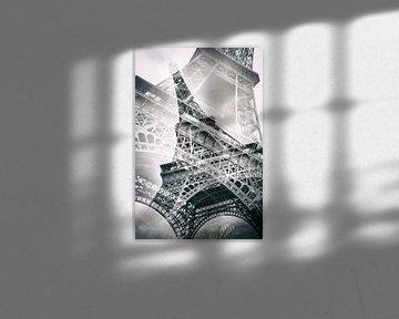 Der doppelte Eiffelturm von Melanie Viola