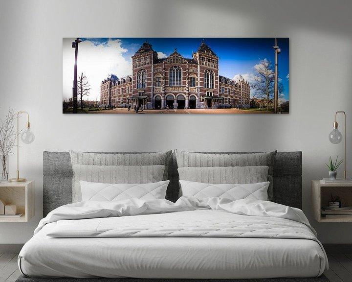Sfeerimpressie: Rijksmuseum Panorama van PIX URBAN PHOTOGRAPHY