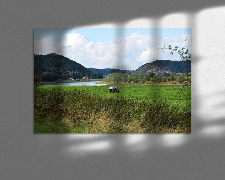 Sfeerimpressie: Elbe van Marcel Ethner