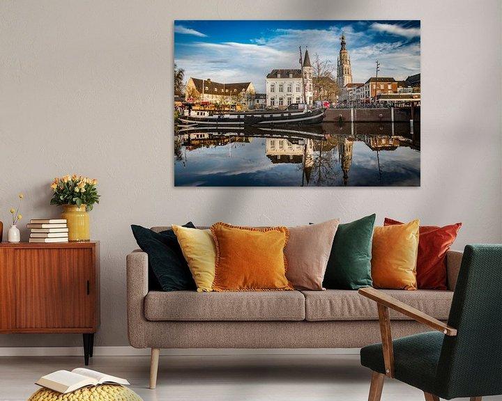 Sfeerimpressie: Breda - Spanjaardsgat- Spinola - Grote Kerk van Ronald Westerbeek