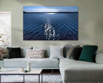 Finnish lake van Bo Logiantara