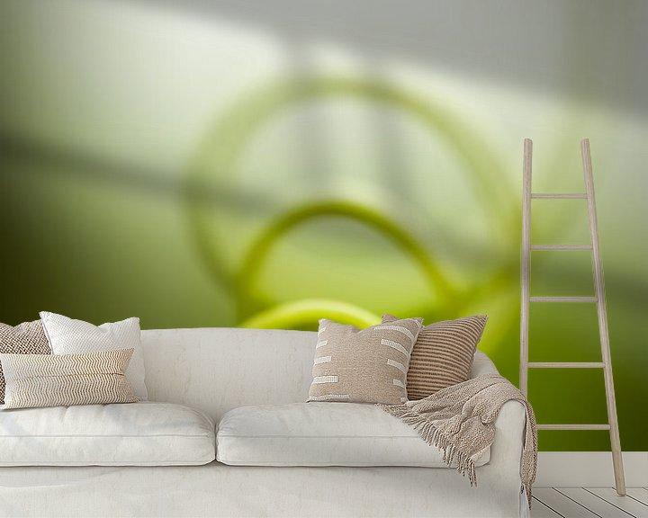 Sfeerimpressie behang: Druif met een twist van Arja Schrijver Fotografie