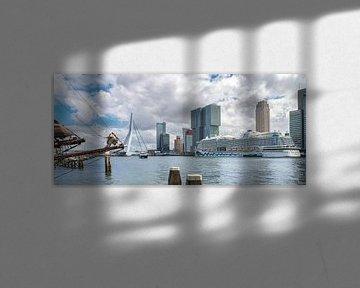 Aida Prima - Rotterdam Cruise stad van Sylvester Lobé