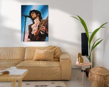 Prince Malerei von Paul Meijering