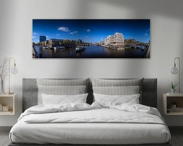 Amstel Hotel panorama van PIX URBAN PHOTOGRAPHY