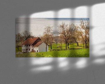 Lente in Zuid-Limburg von John Kreukniet