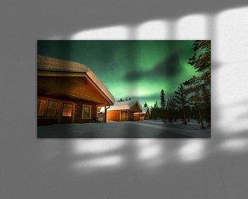 Noorderlicht Sweden van Sander van Kampen