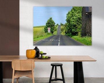 Northumberland Roads sur Gisela Scheffbuch