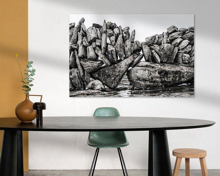 Sfeerimpressie: The Wall van Stefan Witte