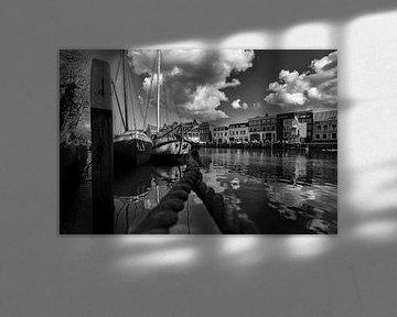 Wolwevershaven Dordrecht kade