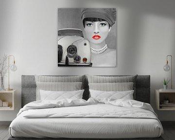 Luxus beautiful Variante 2 von Monika Jüngling
