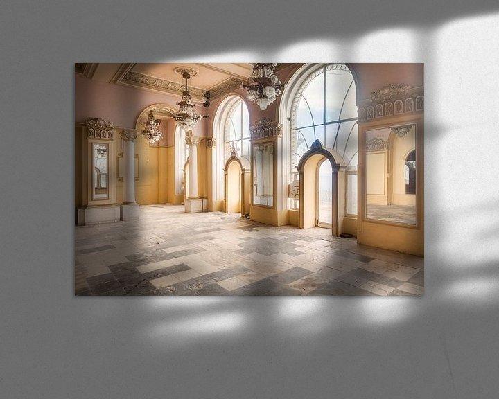 Sfeerimpressie: Spiegel Kamer. van Roman Robroek