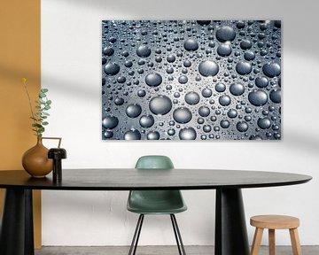 Waterdruppels von Michel Heerkens