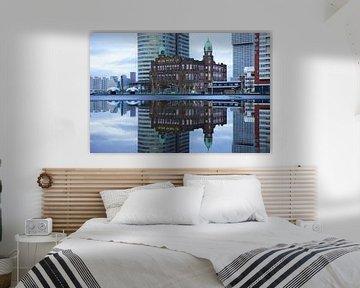 Hotel New York Rotterdam von Rdam Foto Rotterdam