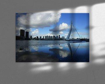 Erasmusbrug Rotterdam von Rdam Foto Rotterdam
