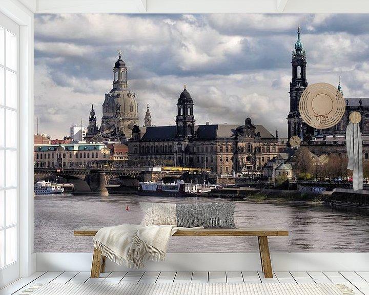 Beispiel fototapete: Dresden von Jörg Hausmann