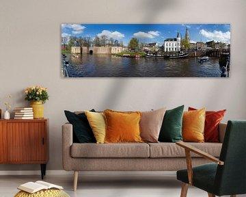 Panorama Historisch Breda Spanjaardsgat