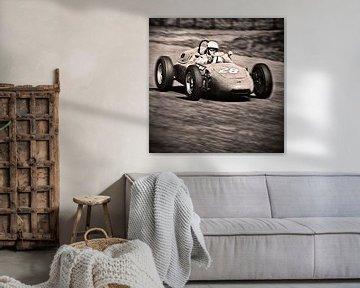Grand Prix Zandvoort 1962 von Fons Bitter