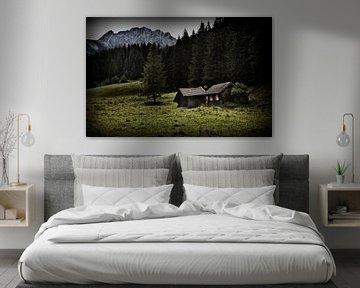Österreichische Hütten von Eus Driessen