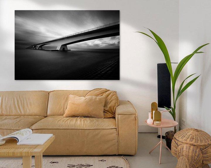 Sfeerimpressie: Zeelandbrug van Pim Leijen