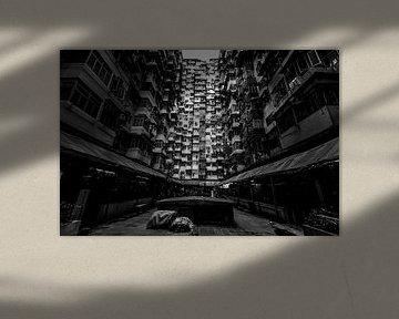 """""""Living in Hong Kong"""" van Jan-Hessel Boermans"""