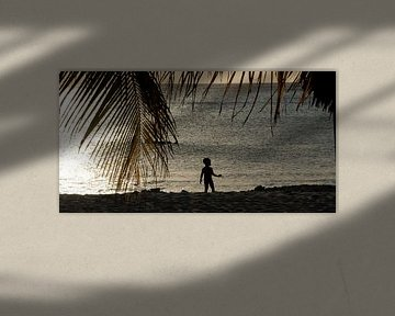 Zonsondergang - Curacao
