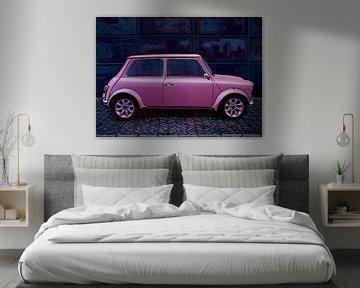 Mini Cooper Painting von Paul Meijering