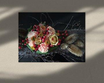 Kleurig boeket  van Margriet's fotografie