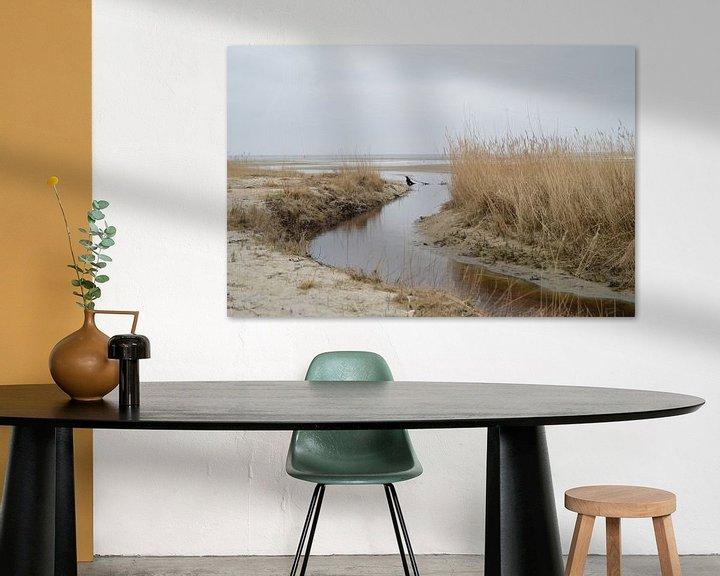 Beispiel: Groene strand op Terschelling (Holland) von Margriet's fotografie