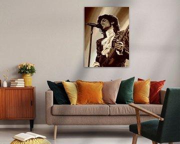 Prince The Artist von Paul Meijering