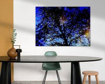 Tree Magic 112 - Nightfall! von MoArt (Maurice Heuts)