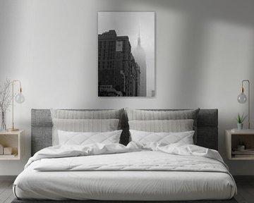 New York in het oog van de storm von Cathy Janssens