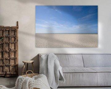 Strand Texel van Barbara Brolsma