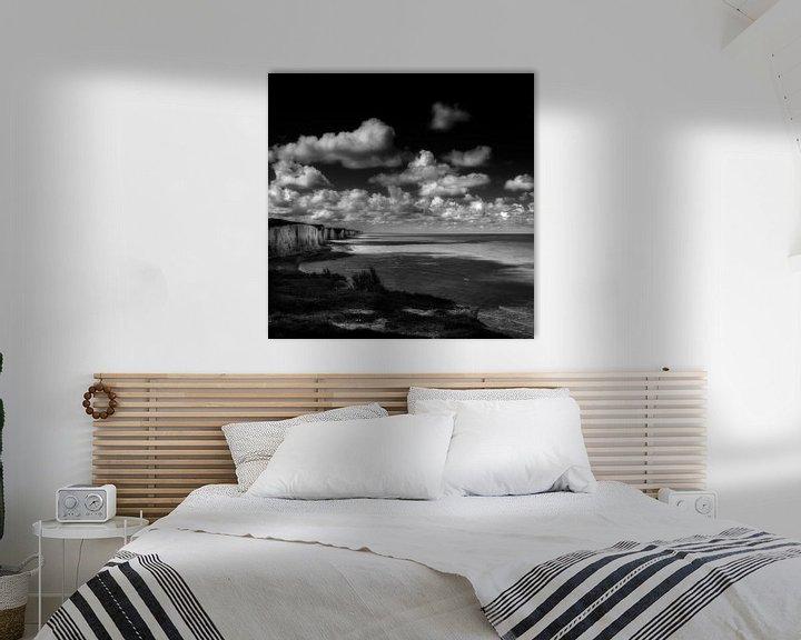 Sfeerimpressie: Fluffy coastline van Ruud Peters
